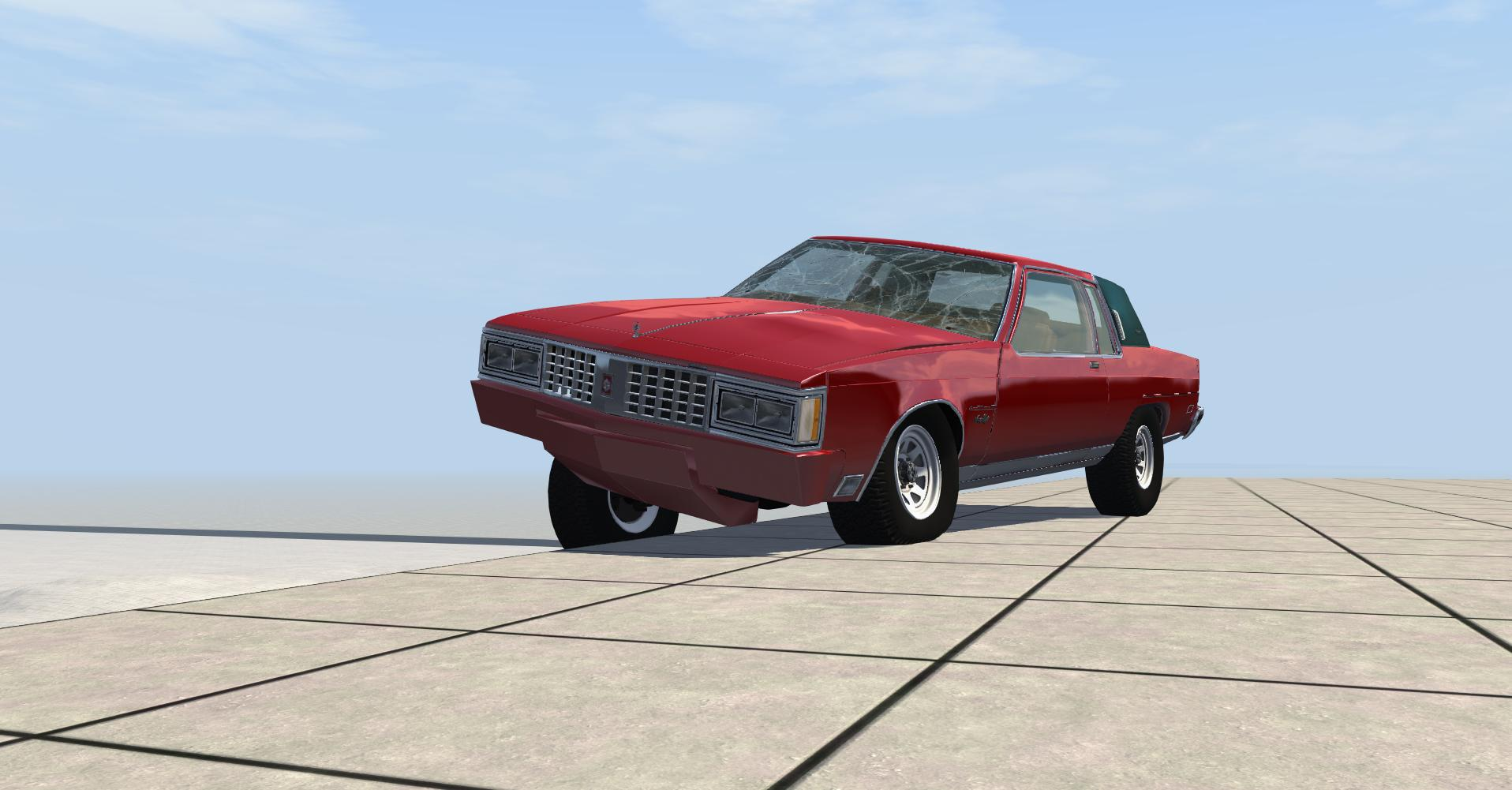 Released Typical American Fullsize Series Page Beamng