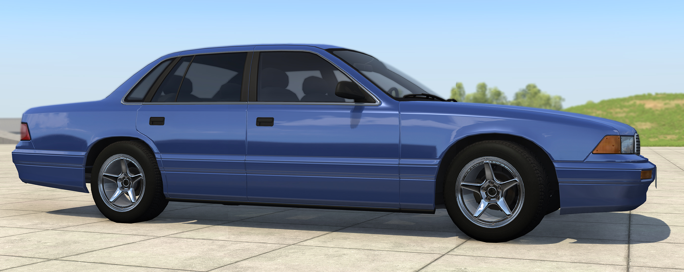 Changelog beamng page 6 grand marshal added new grand marshal luxe variant with chrome trim different wheels red interior and whitewall tires added body colored trim sciox Choice Image