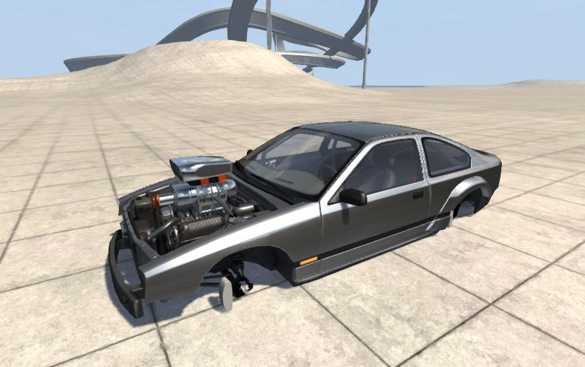 how to make any beamng drive car indestructible